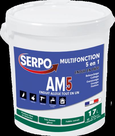 seau SERPO AM5 enduit multifonction